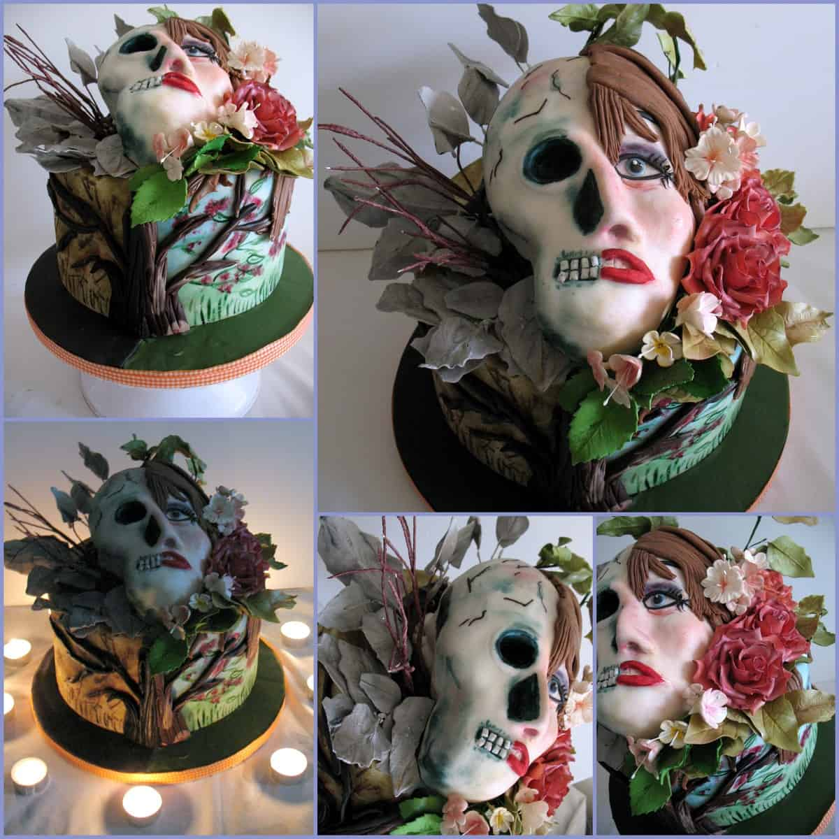 Skull Diwali2