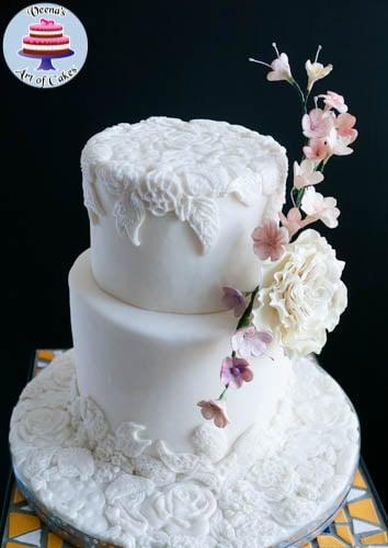Bas Relief Cake-1