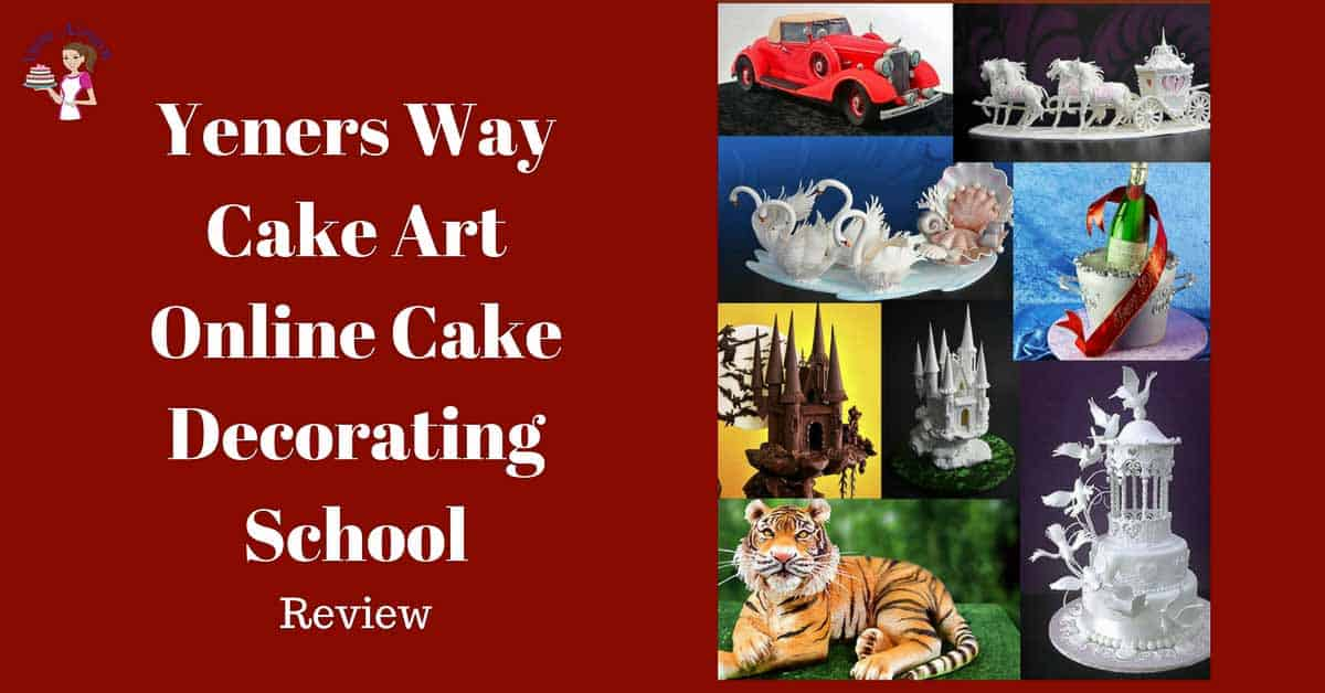 Yeners Way Cake Art School -The Right cake decorating school