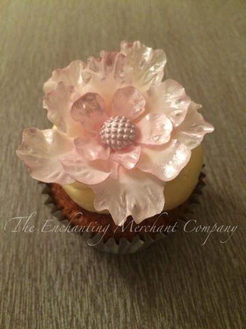 Cupcake Flower Melanie
