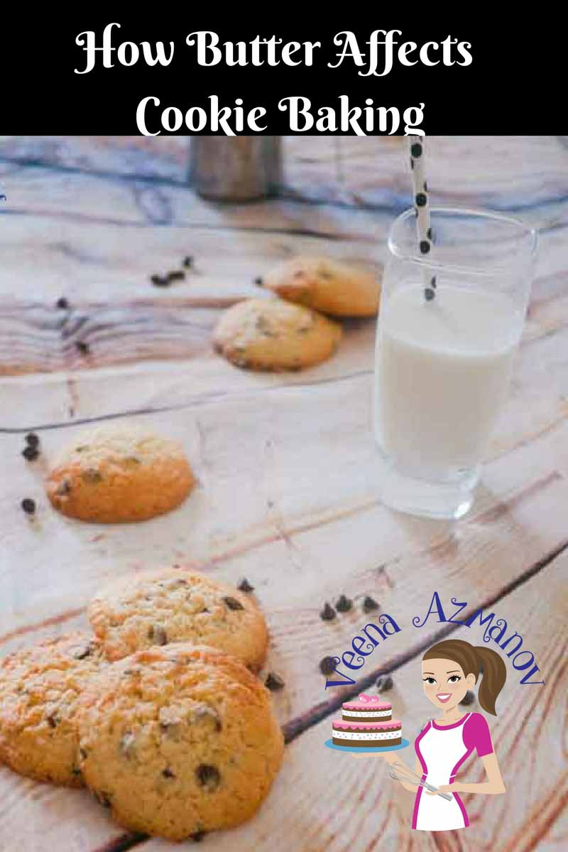 Have you ever paid attention to how butter affects cookie baking? Try these few tips I have on this Tip Thursday and I'm sure you will see a difference your next batch of cookies.
