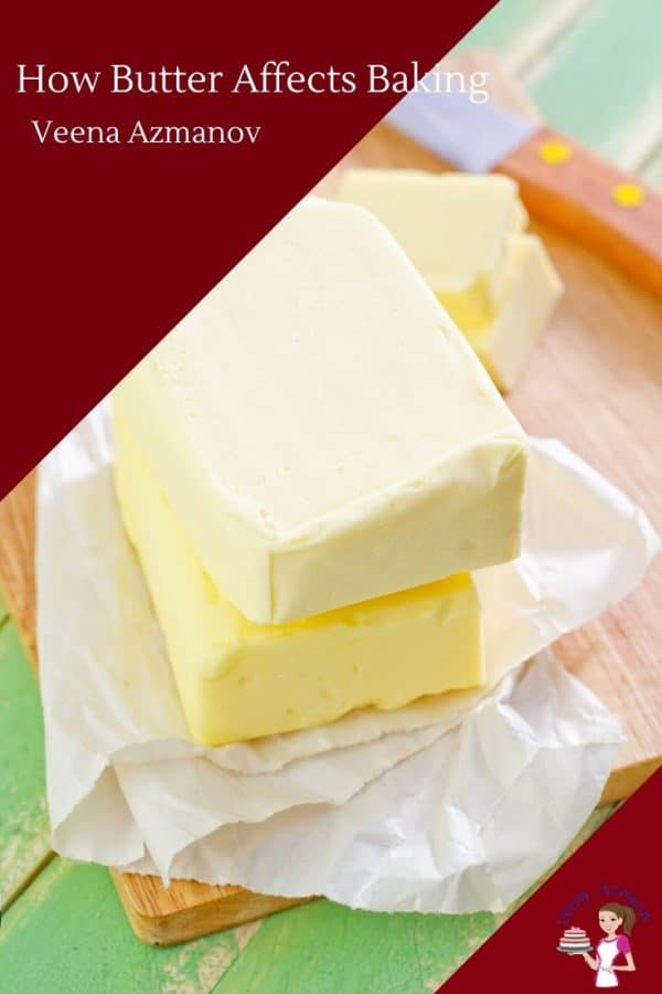 Explained below is everything you need to know about baking with butter
