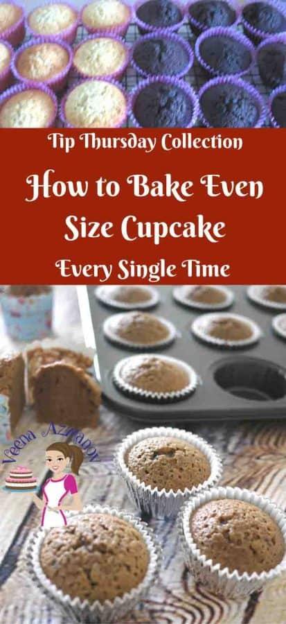 Cupcakes in a cupcake pan.