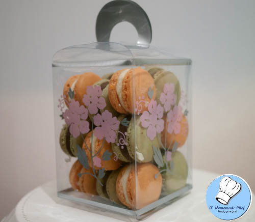 Orange Macarons-10
