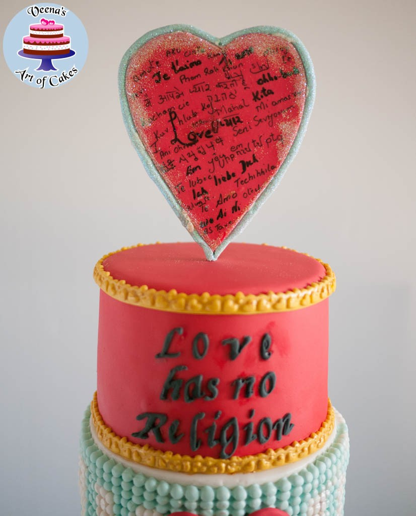 Be my Valentine Cake collb-3