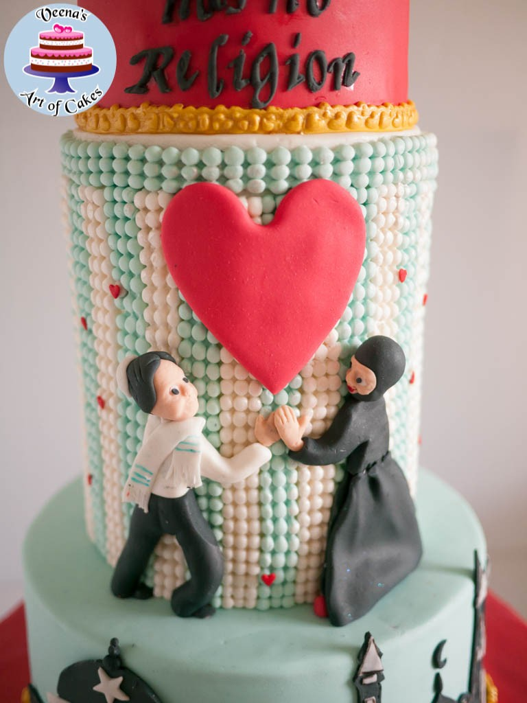 Be my Valentine Cake collb-4