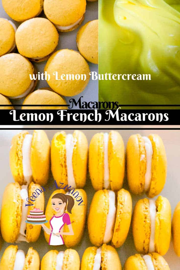 French Macarons are in trend all year round;especially Lemon French Macarons. Take a few of these over with you and every body will think you are a master Macaron baker. These are simple easy and delicious to make.