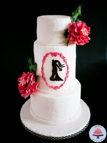 Peony Whie Wedding-4