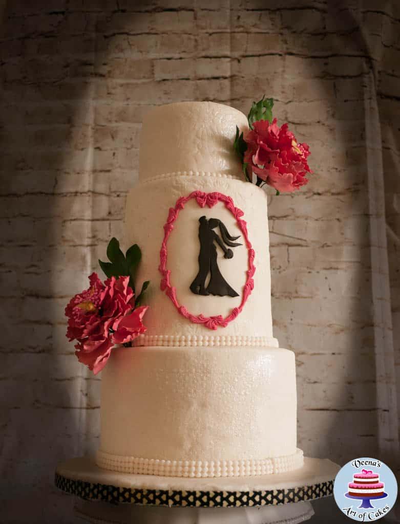 Peony Whie Wedding-7