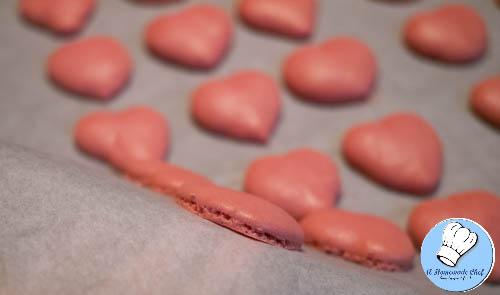 Valentine Heart Macarons-10