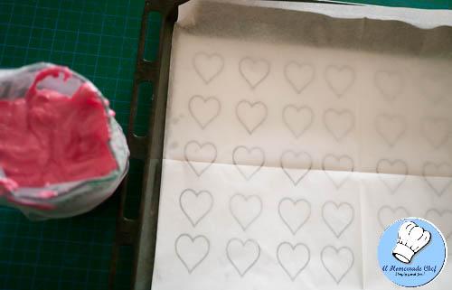 Valentine Heart Macarons-6