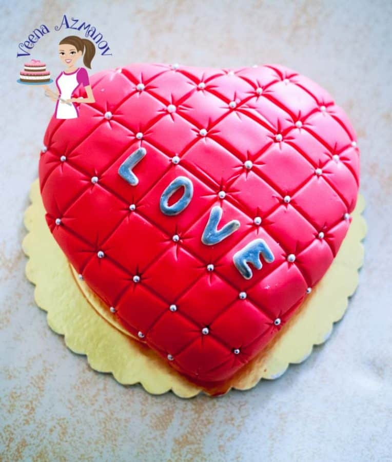 These Valentine Heart Cakes are bound to melt your heart. Creating that pillow or floral spray is so easy with simple and easy tools you can find at home. I will show you how in this video tutorial.