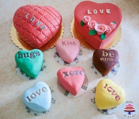 Valentine Mini Hearts-8