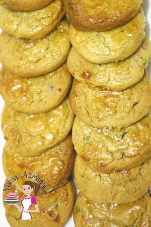 Buttery Halva Cookies or Tahini Cookies