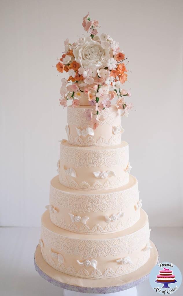Ivory Lace Wedding-2