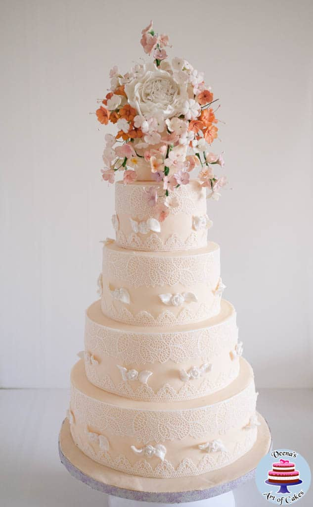 Ivory Lace Wedding-2