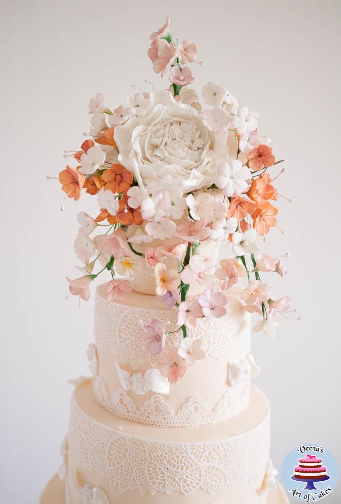 Ivory Lace Wedding-4