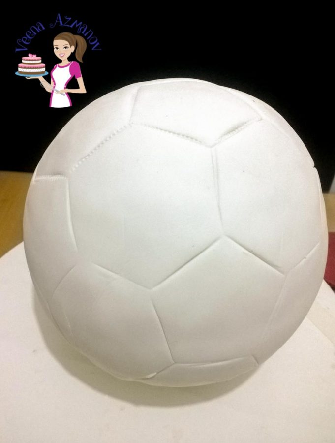 How To Make A Soccer Cake Balls