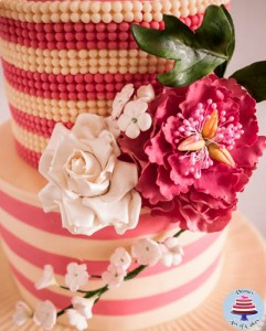 Ivory and Rose Pink Wedding-1