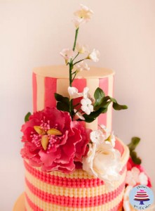 Ivory and Rose Pink Wedding-2