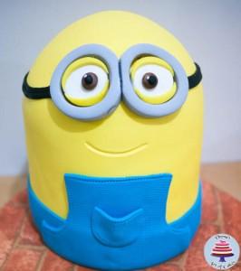 Minion Cake-19