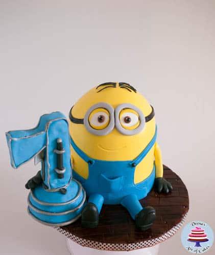 Minion Cake-28