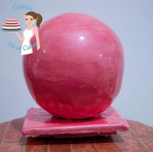 Cinderella Carriage Cake Tutorial Lustering
