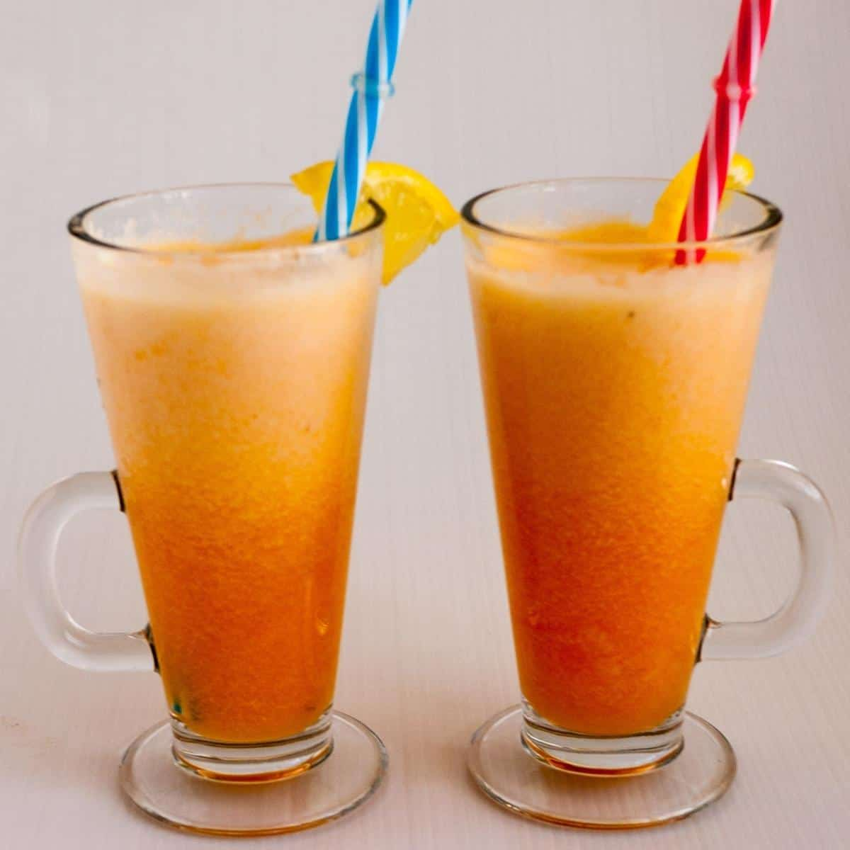 Cantaloupe Orange Smoothie Veena Azmanov Nonalcoholic cantaloupe drink easter memorial day labor day 4th of july cinco de mayo mother's day mexican dinner party tailgating picnic you may unsubscribe at any time. cantaloupe orange smoothie