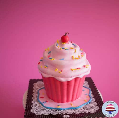 Giant Cupcake Tutorial-1-4