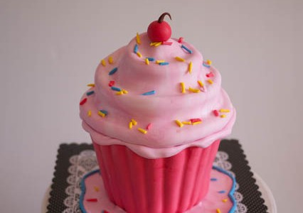 Giant Cupcake Tutorial-2-2