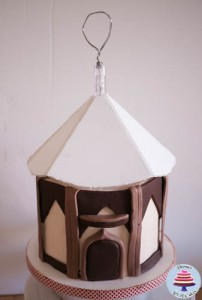 Hanging Bird House Cake -1-4