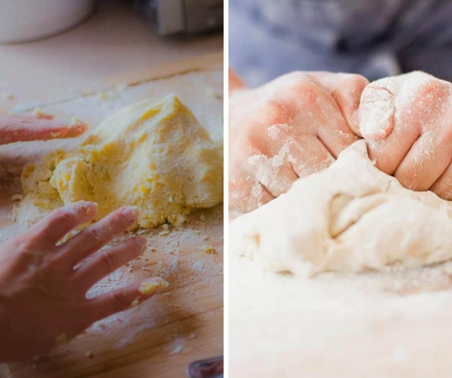 What is the difference between AP Flour, cake Flour, Pastry Flour, Bread Flour