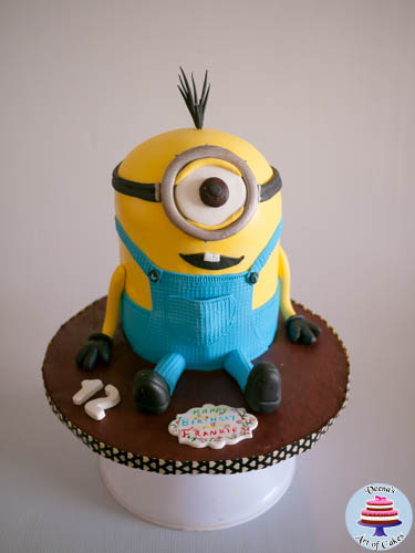 Kevin the Minion (16)