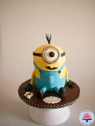 Kevin the Minion (4)