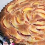 Nectarine Frangipani Tart – Peach Frangipani Tart