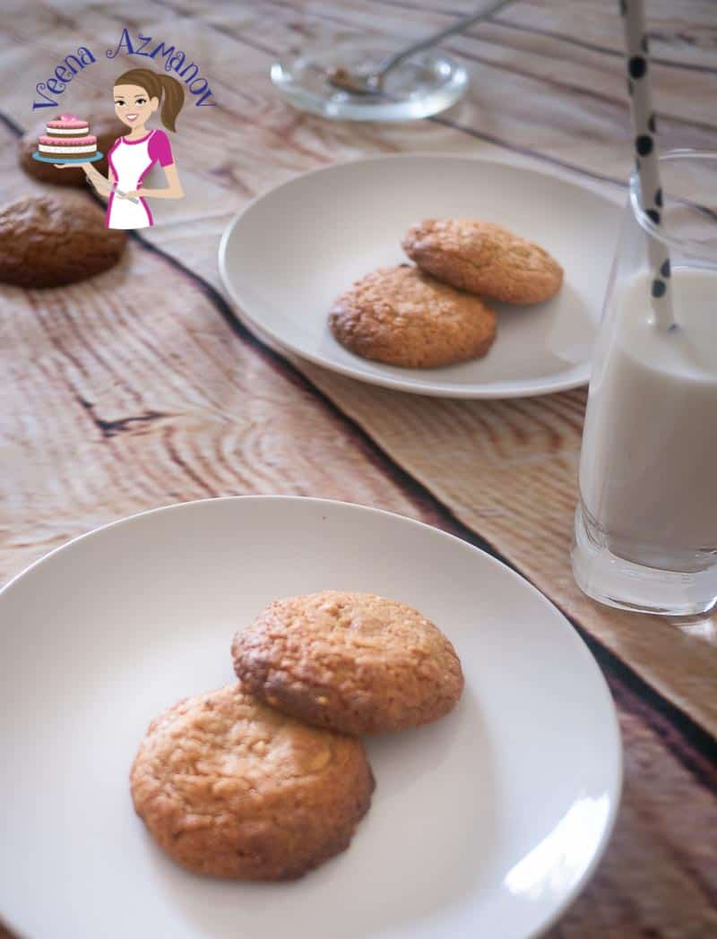 how to make peanut butter cookies with vanilla extract