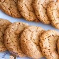 These are the best peanut butter cookies you will ever make with just 4 ingredients. Soft chewy and packed with peanut butter flavor.