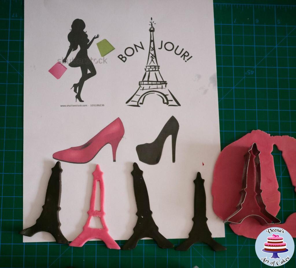 Image 1 Paris Theme EAN VAOC