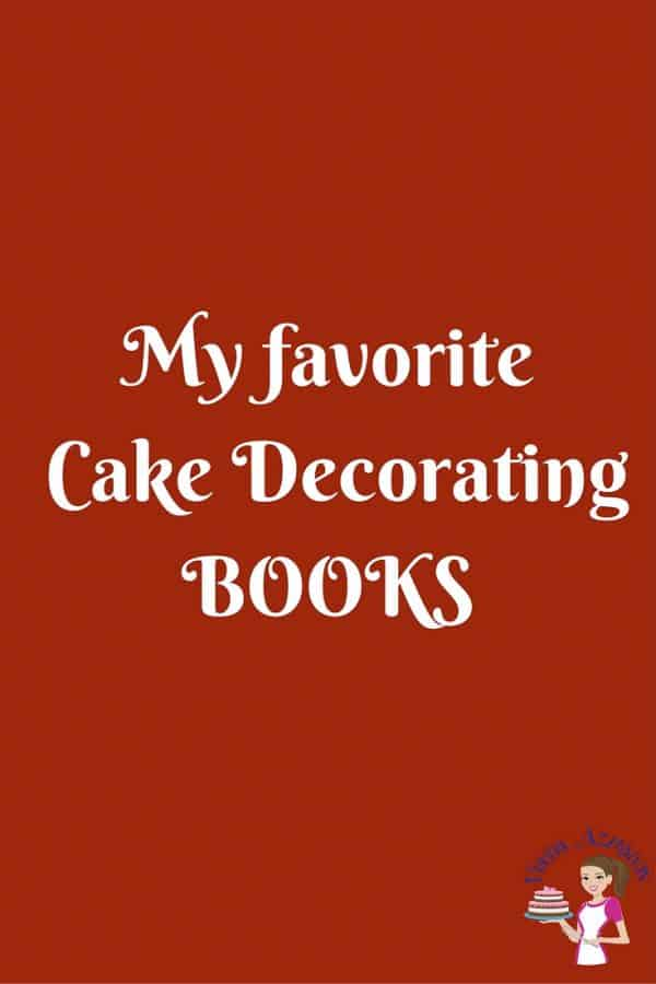 Now I love books!! If I had space I'd have my own library. I do love reading and looking at how cake experts view their projects. How they are inspired and how they draw a design from their inspiration.  Over the last few years I have purchased many many cake decorating books. Some are worth every penny I spent. Those are the ones I am sharing with you here. That does not mean the others are not worth buying of course.