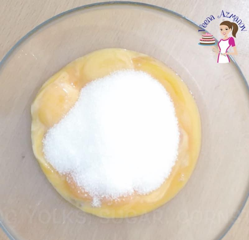 Pastry Cream, French, Vanilla progress pictures