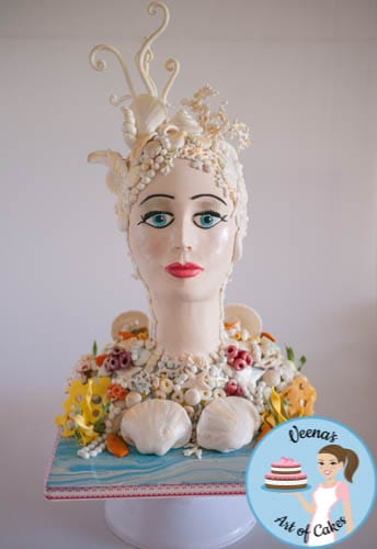 The Lady of the Sea Cake