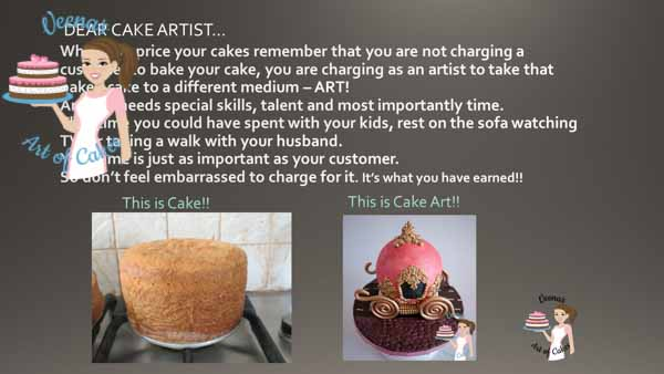I best most of you are under pricing your cakes- a great read on pricing your cakes an article by Veena Azmanov of Veena's Art of Cakes
