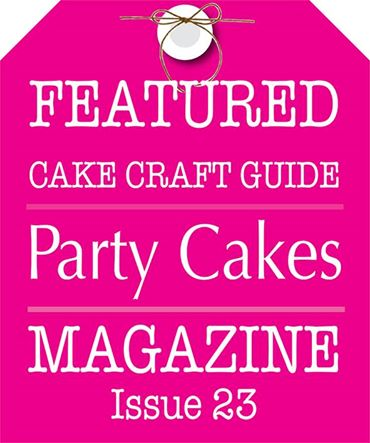 PartyCakes Magazine Feature