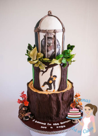 Bakers Unite to Fight Collab Chimpanzee (3)