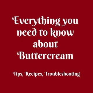 Buttercream Basic or Buttercream 101 - recipes, tips, trouble shooting buttercream problems. All questions answered.