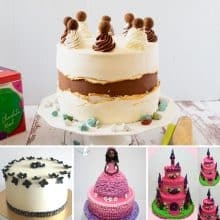 Types of buttercream recipes.