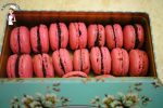 Strawberry French Macarons – A prefect treat