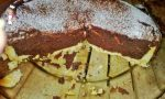 Chocolate Souffle Tart