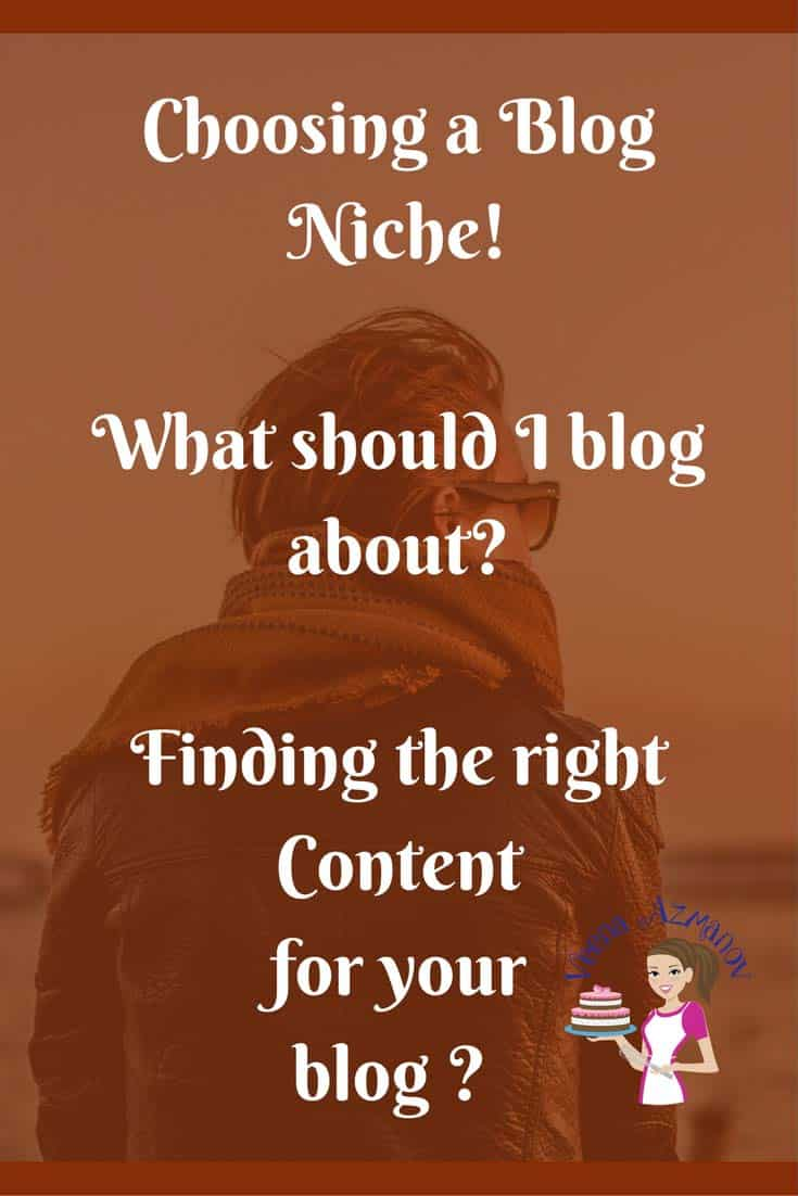 Blogging can be such a fun experience if your choosing a blog niche is right.  It's the right platform to speak your mind out, share your knowledge with the right audience and get feedback from them too. Your attract like minded people and suddenly you have a group of people that follow you and share your mindset. #blogging #business #monetize #howto #blogcontent #whatshouldIblogabout #findingBlogContent