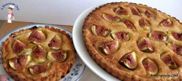 Homemade Fig Tart Recipe